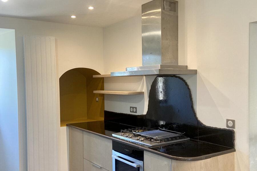 Projet Aménagement d'une cuisine réalisé par un architecte Archidvisor