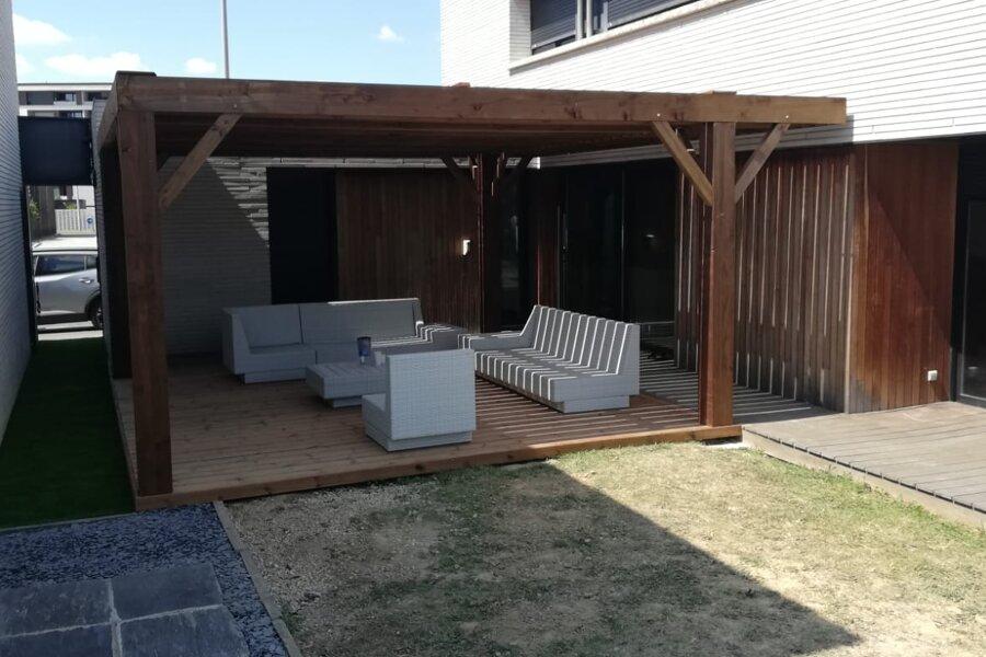 Projet Aménagement extérieurs réalisé par un architecte Archidvisor