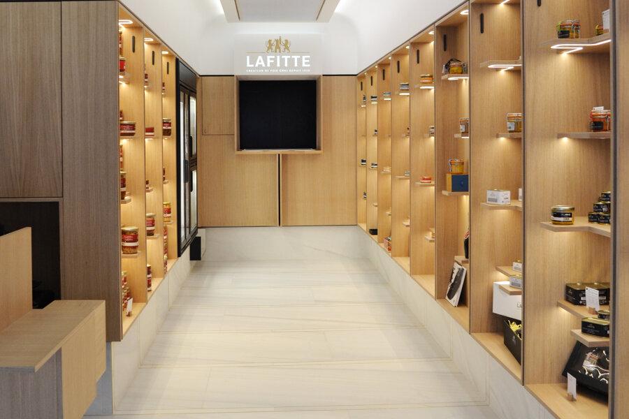 Projet Boutique réalisé par un architecte Archidvisor