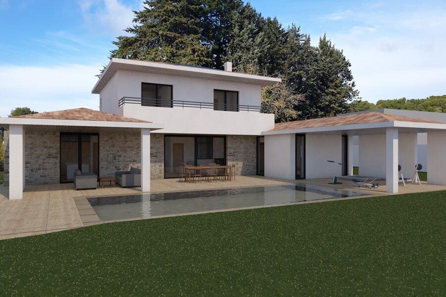 Projet Maison à Ventabren réalisé par un architecte Archidvisor