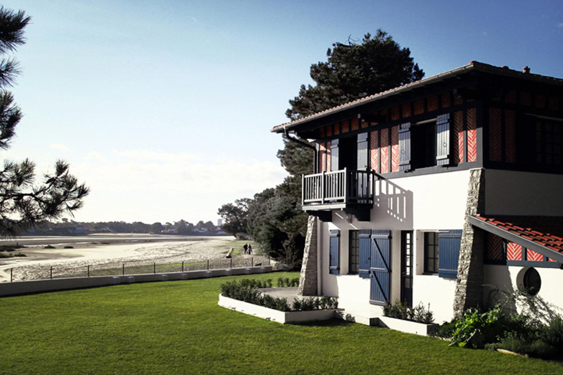 Couverture de Cyril DULAU architecte