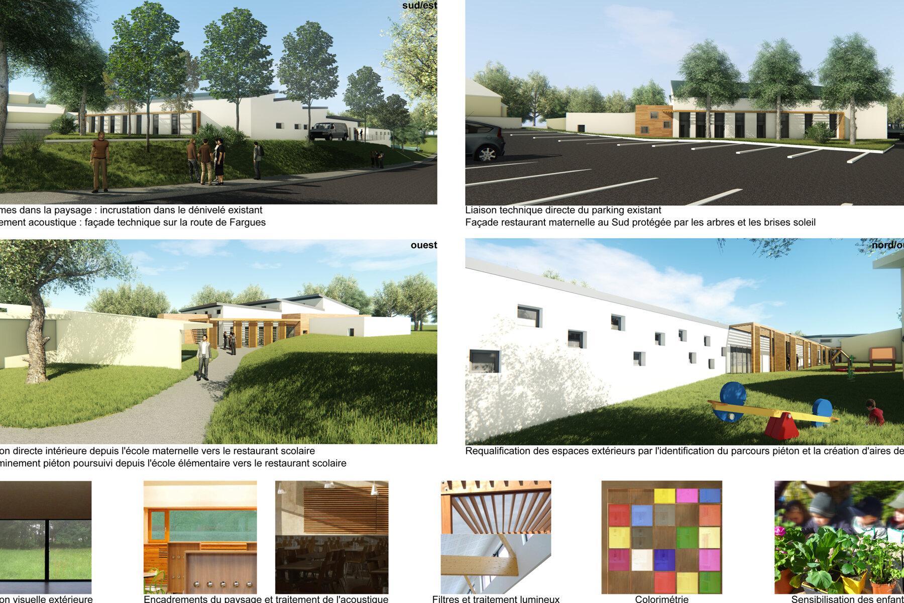 Couverture de MH Architecte