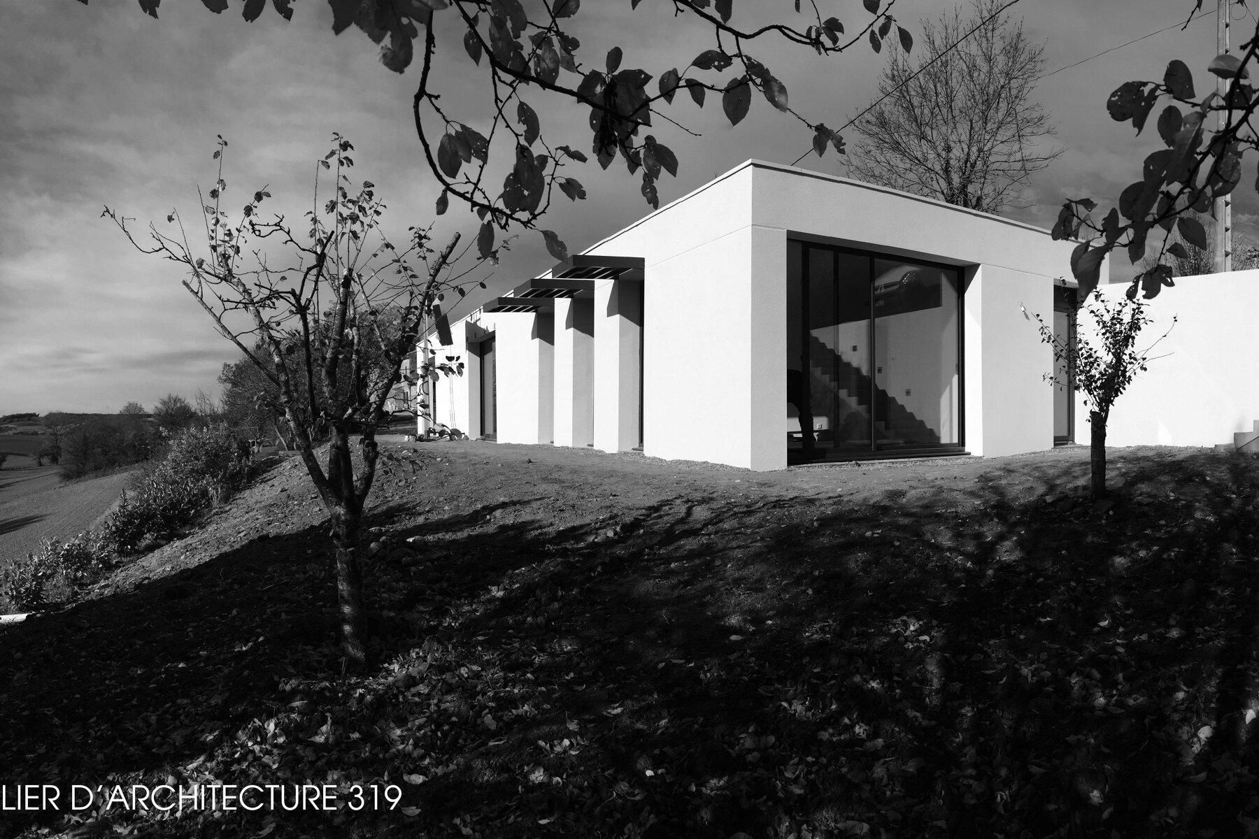 Couverture de Atelier d'architecture 319
