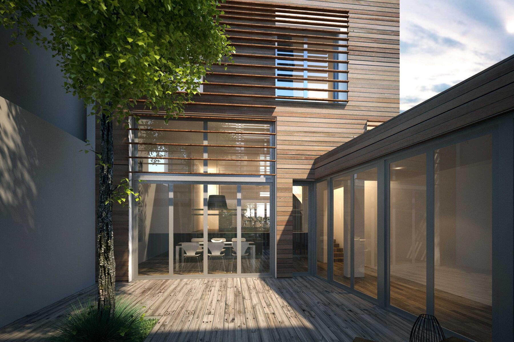 Couverture de NC Architecture