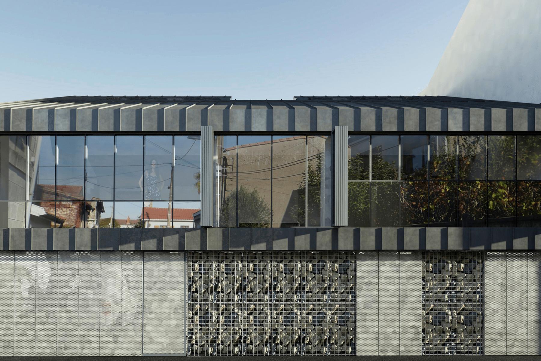 Couverture de COBRA Architectes
