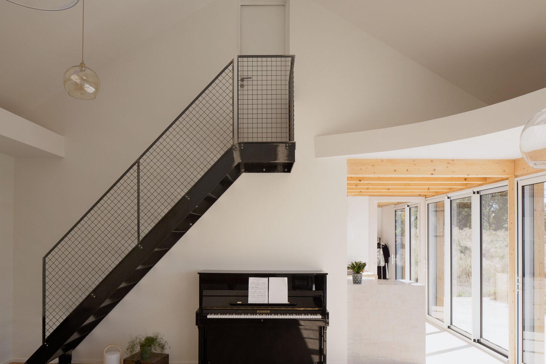 Couverture de Emma Saintonge Architecte