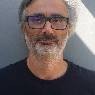 Photo de Serge Ettore architecte de l'agence RESERVOIR ARCHITECTURE