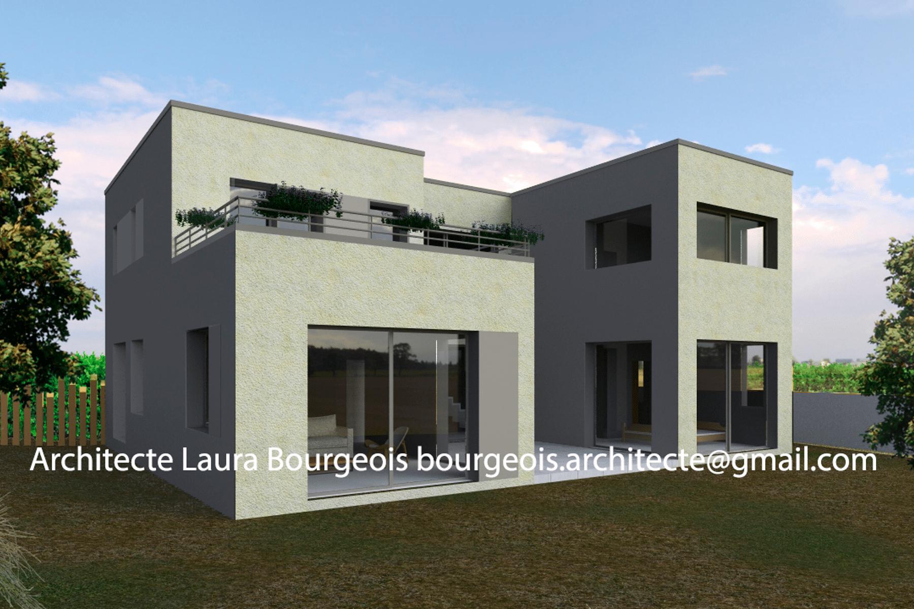 Couverture de Laura Bourgeois Architecte