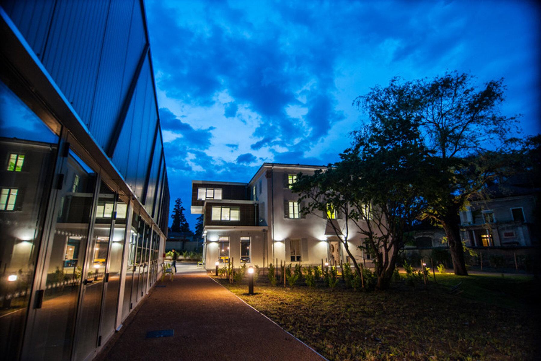 Couverture de Labo architecture