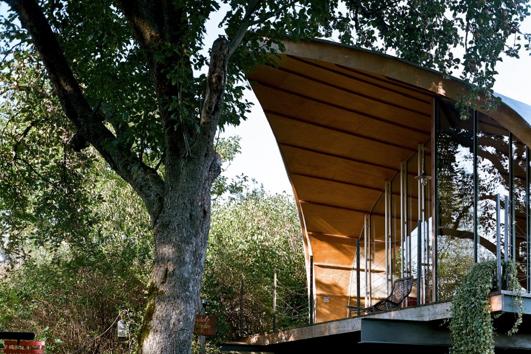 Couverture de Atelier Denis Favret architecte