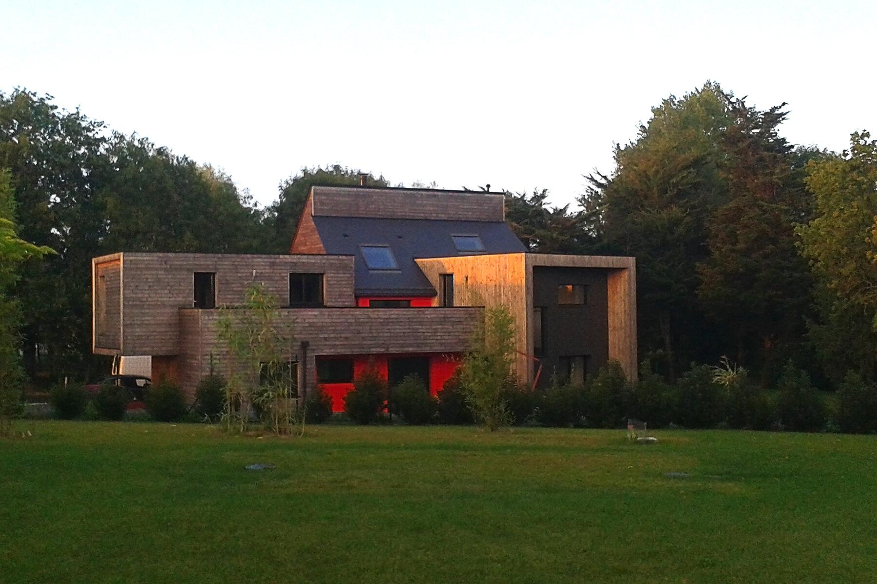 Couverture de La Passerelle Architecture