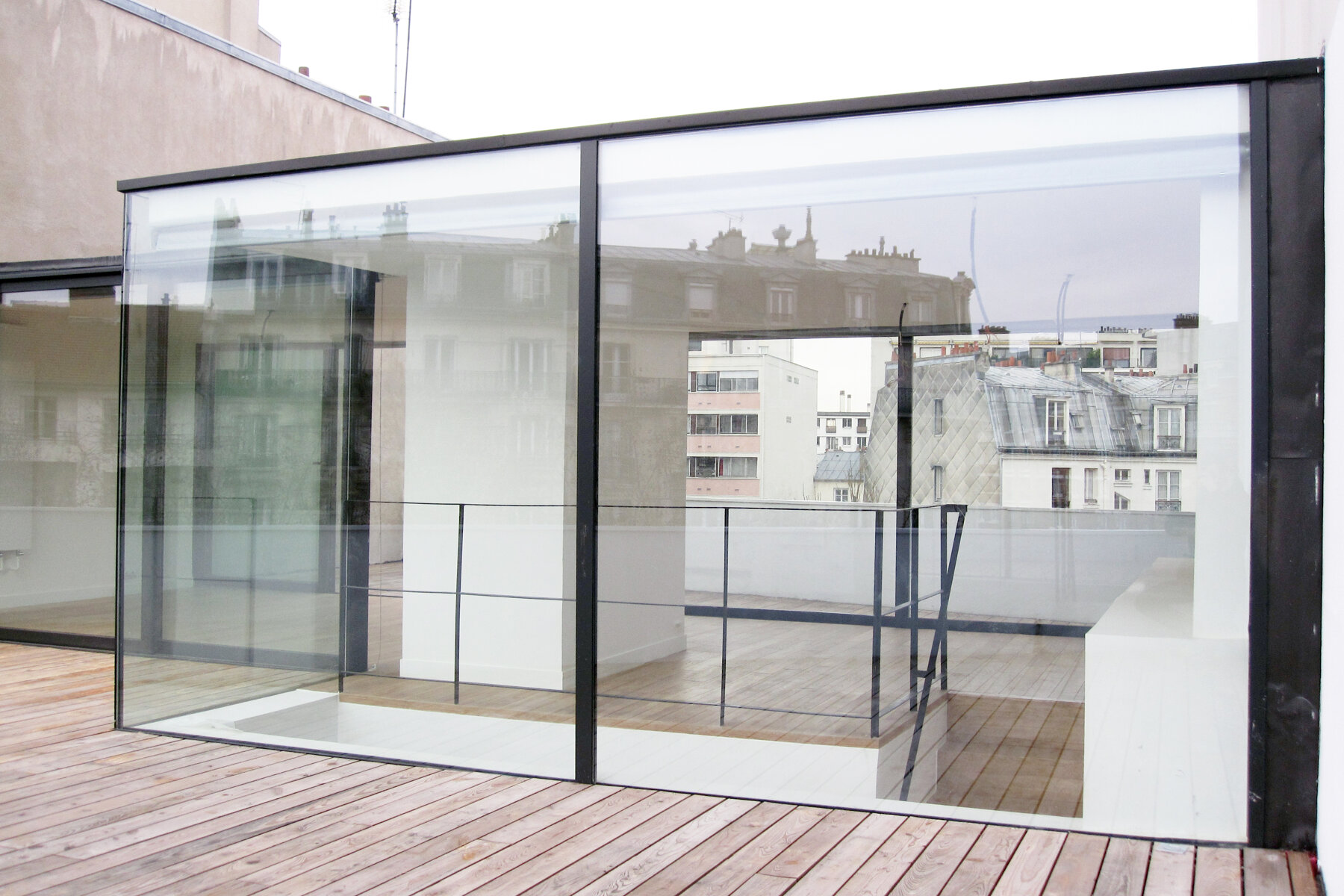 Couverture de YANN VIENOT ARCHITECTURE