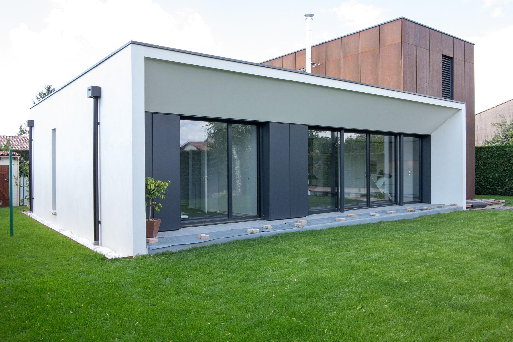 Couverture de Atelier R Architectes
