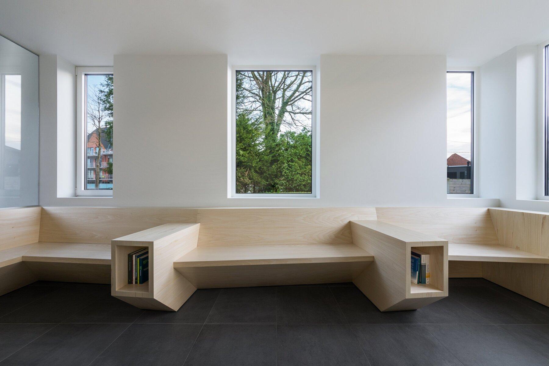 Couverture de Joshua Florquin Architecture