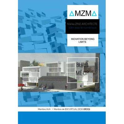 Malika Zine Architecte -AMZMA