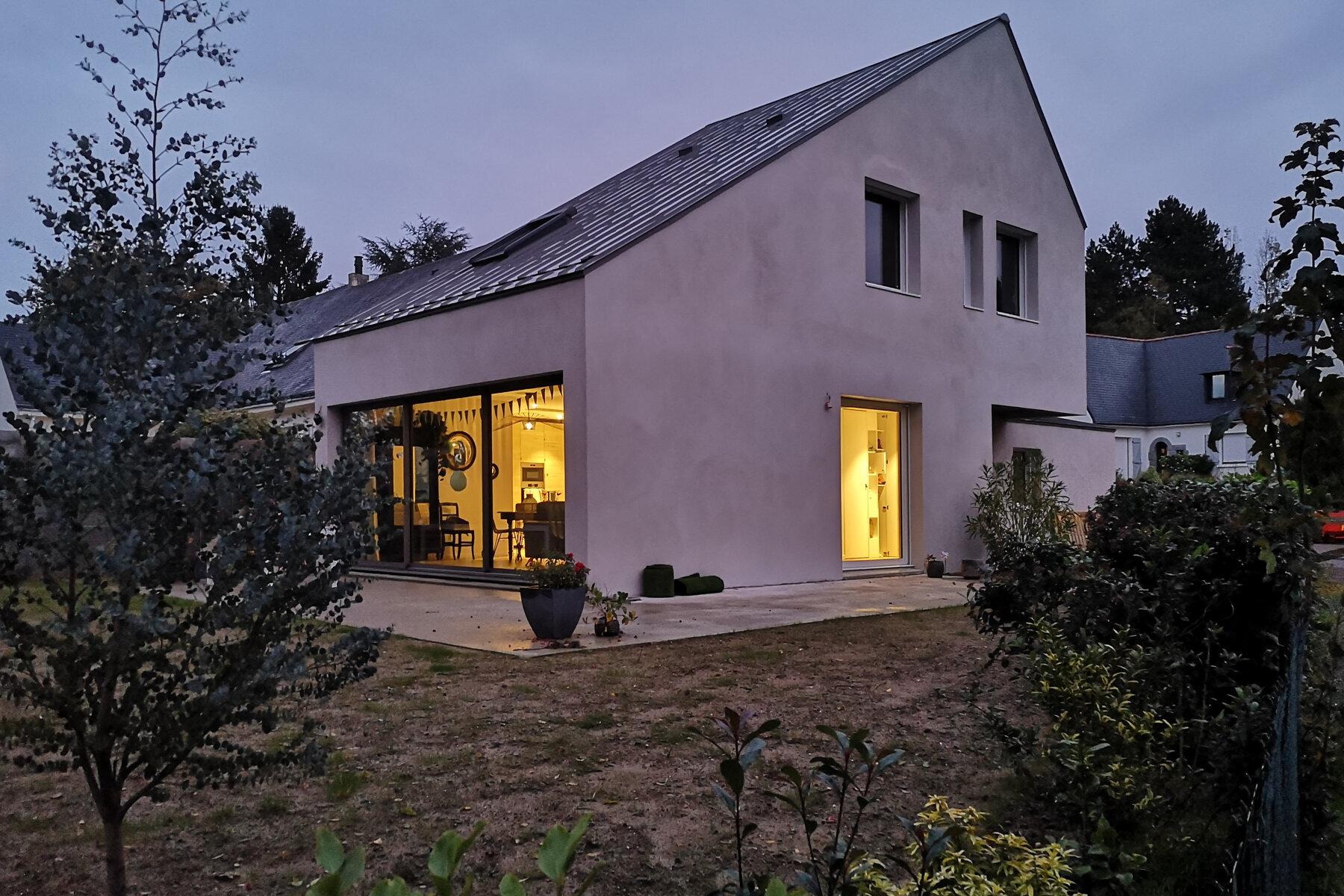 Couverture de Pierre Angebault Architecte