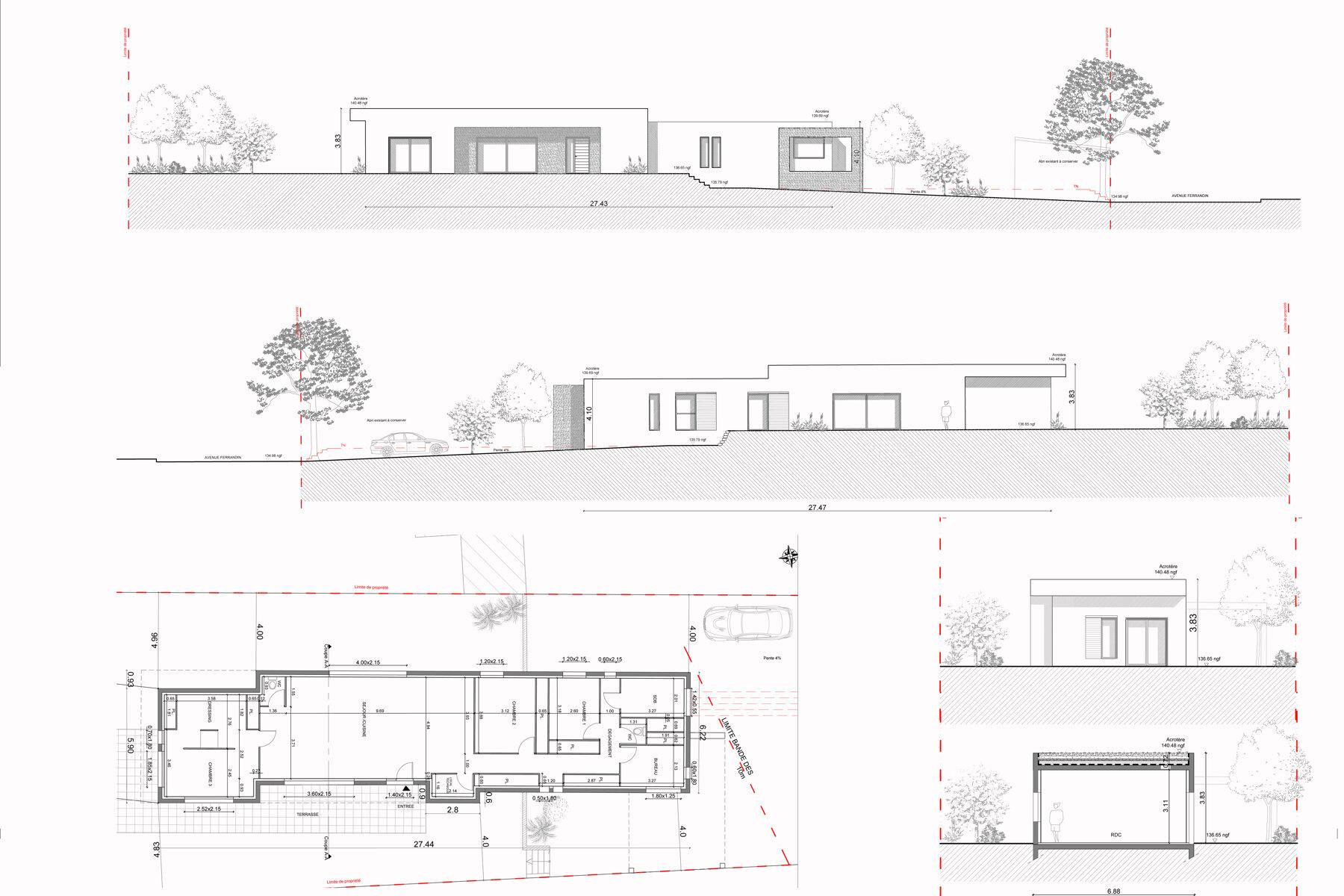 Couverture de Arfi Architecte