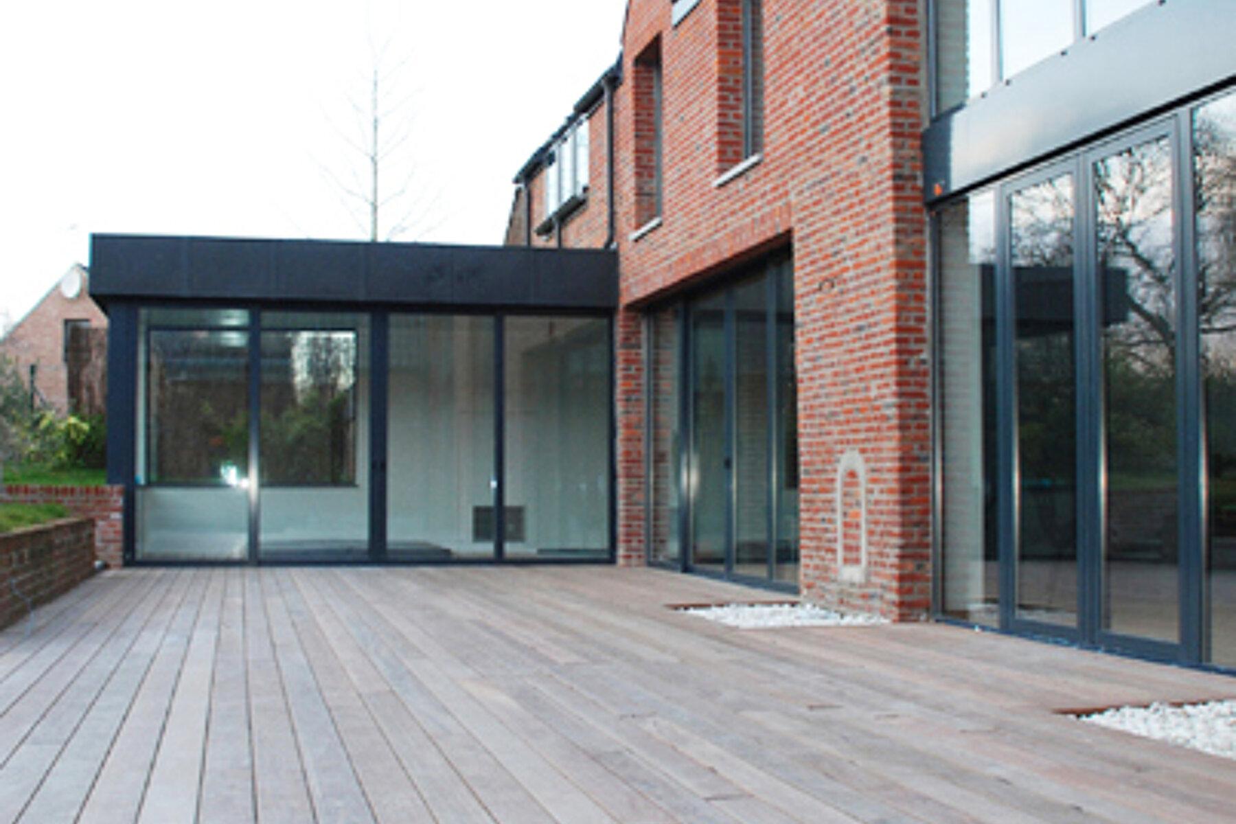 Couverture de ongena architectes