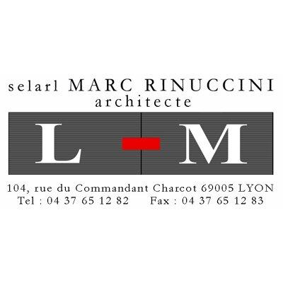 Marc Rinuccini architecte