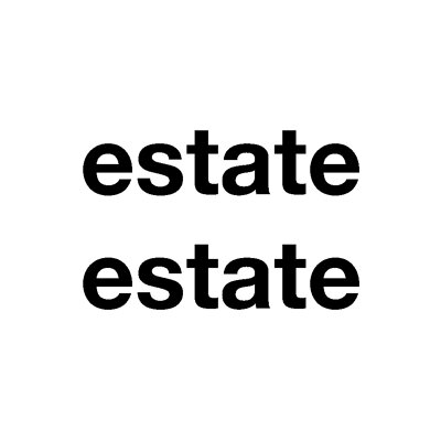 Estate Estate
