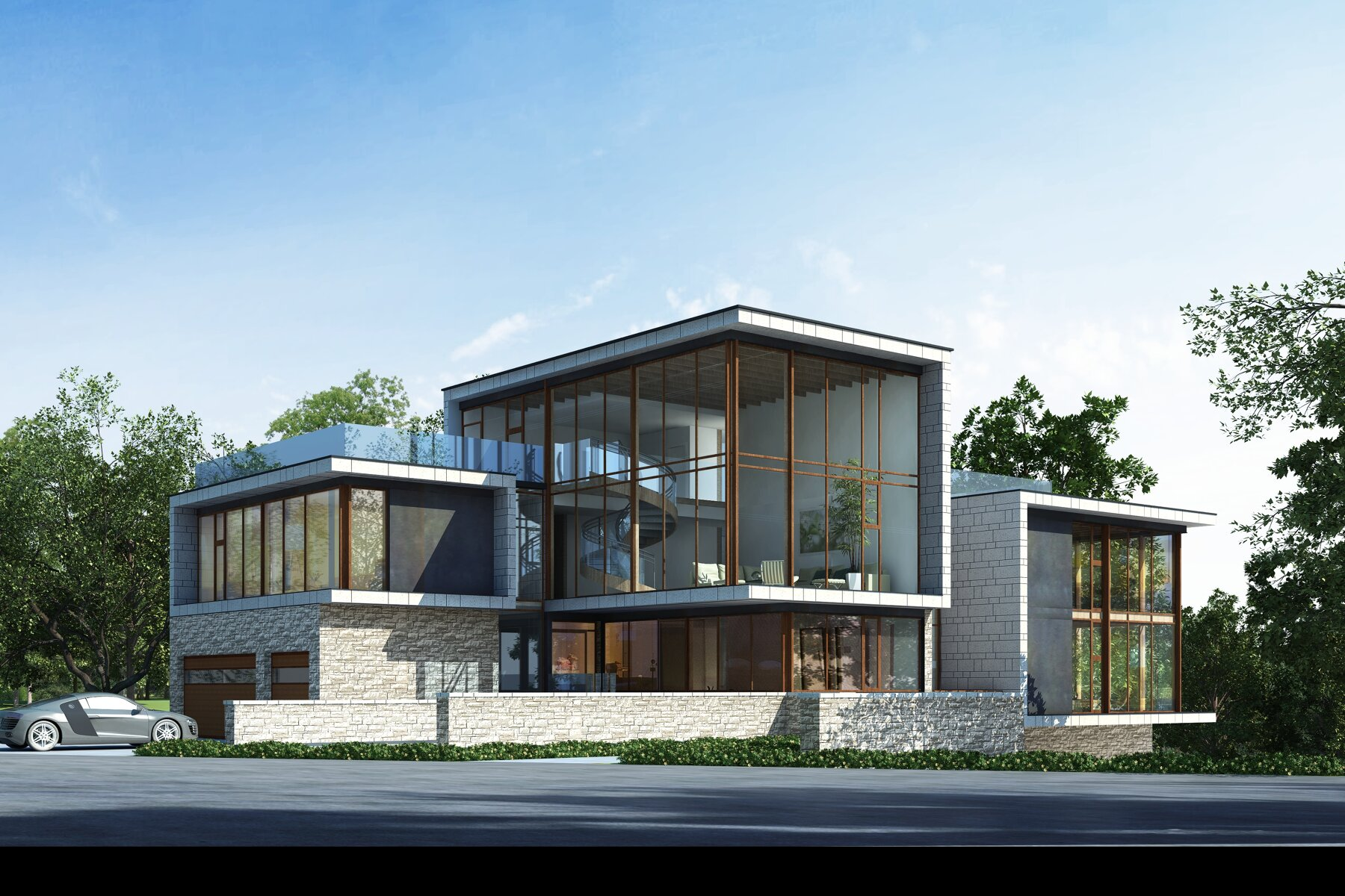 Couverture de Marc Gérard Architecte DPLG