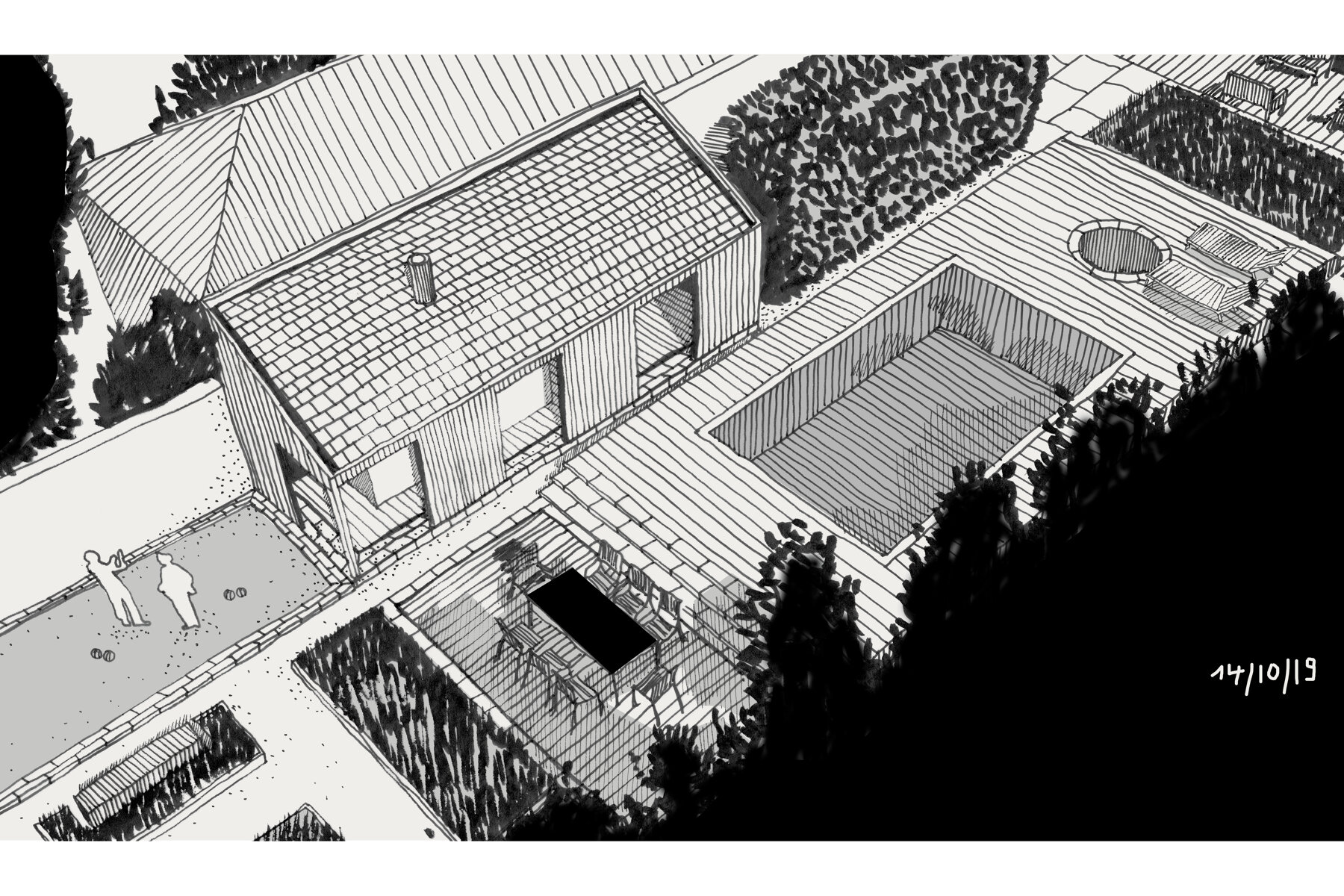 Photo Couverture de Atelier Besnault et Coffre - Réalisations architecte Archidvisor