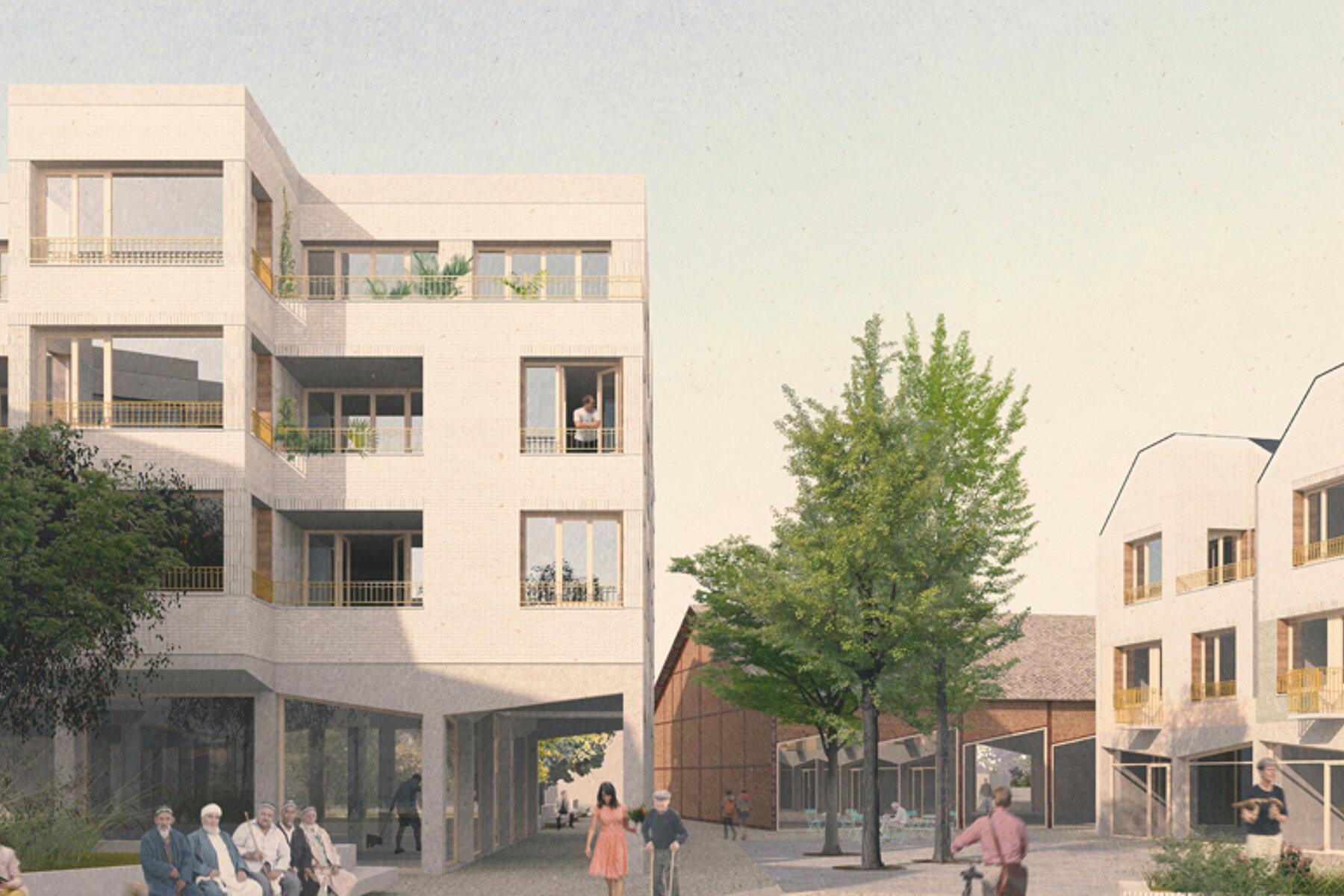 Couverture de GUINOVART+BOURGEOIS atelier d'architecture