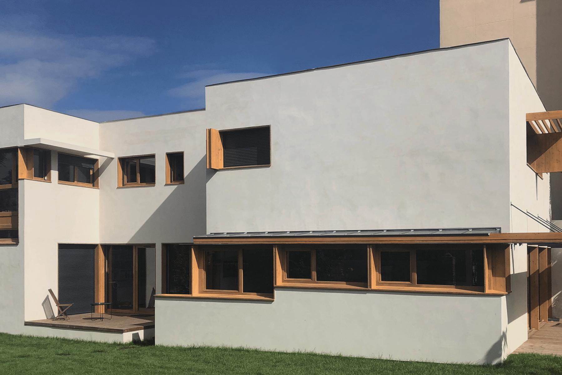 Photo Couverture de La Coudée - Réalisations architecte Archidvisor