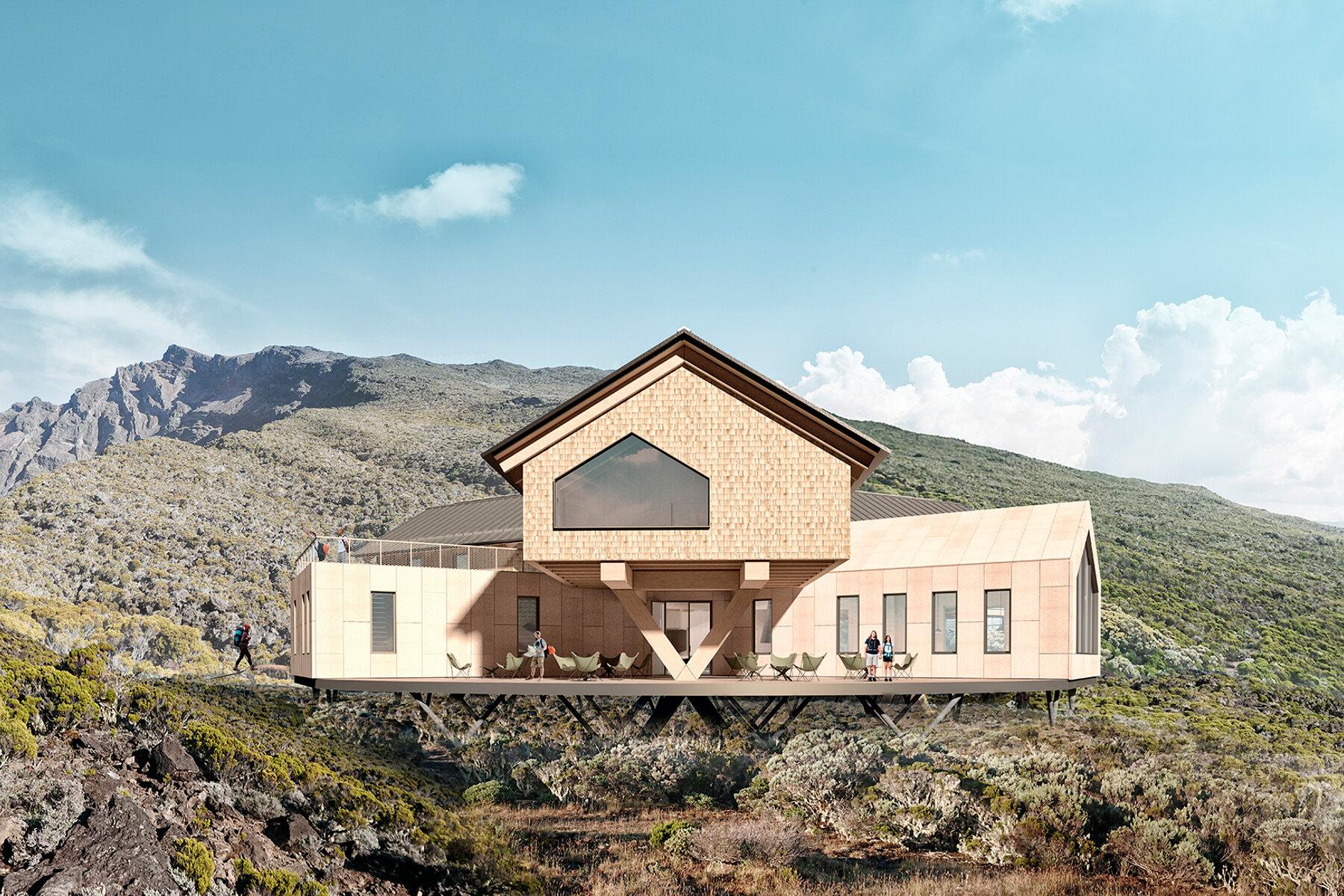 Couverture de Olivier Celsi Maison d'Architecture