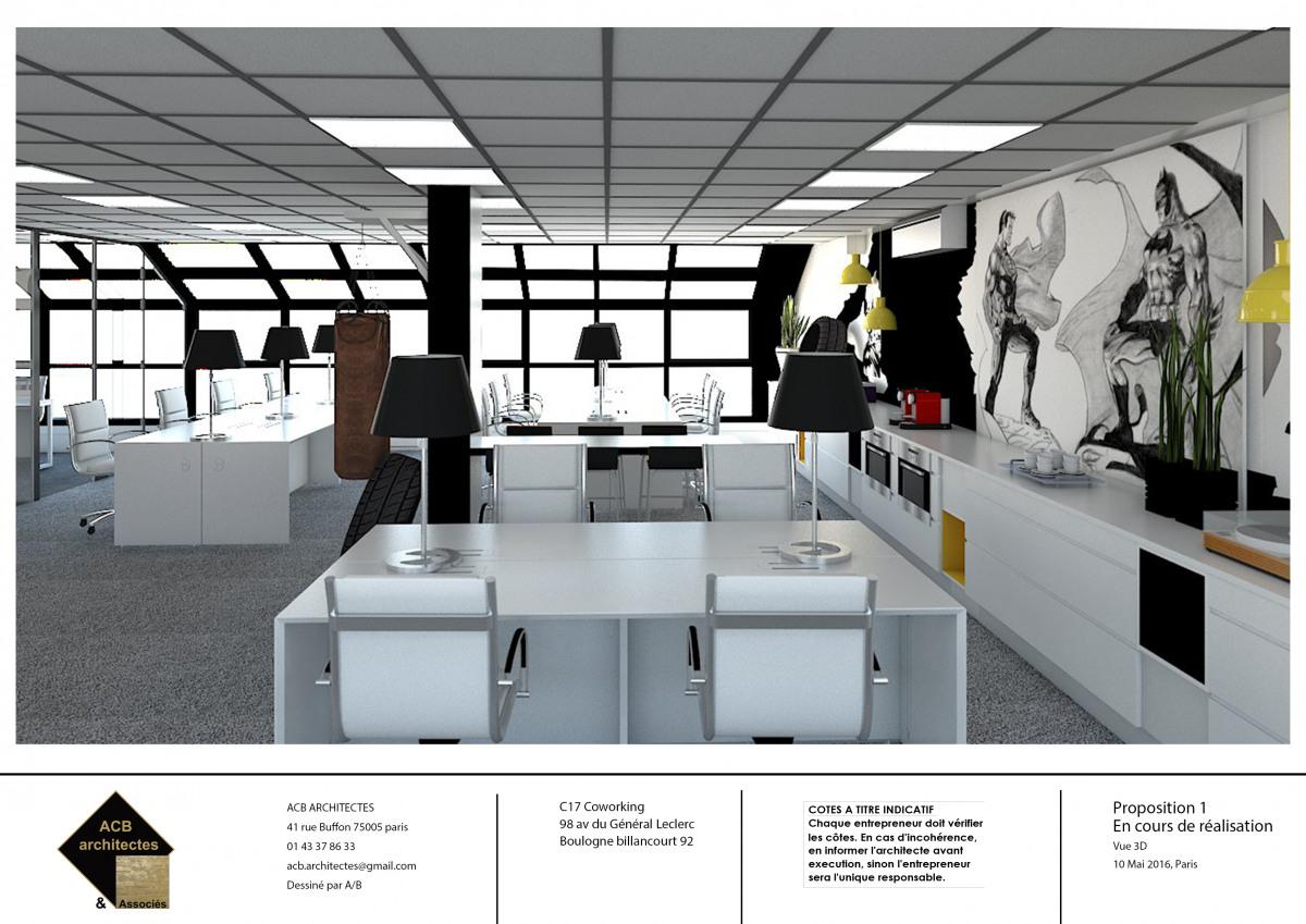 Bureaux c coworking boulogne billancourt archidvisor