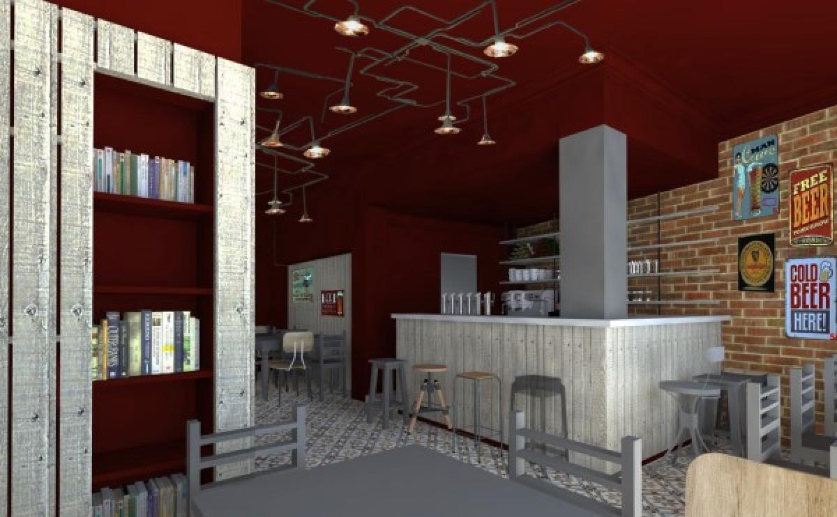 Interieur D Un Bar ᐅ réaménagement intérieur à bilbao ≡ rénovation d'un bar