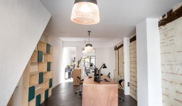 Réagencement complet d'un bureau pour une petite entreprise